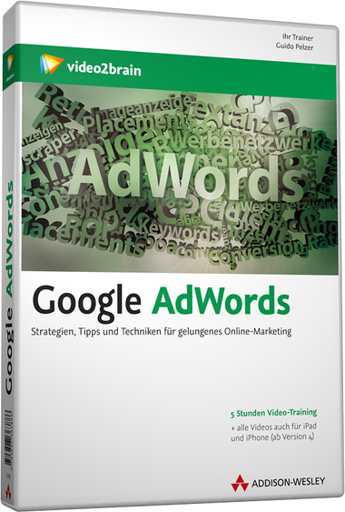 video2brain Schulung - Google AdWords