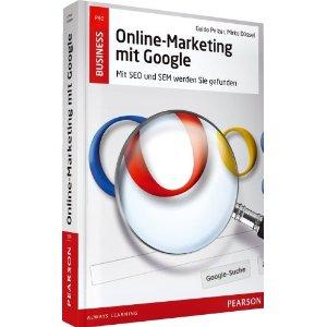 Buch Online-Marketing mit Google