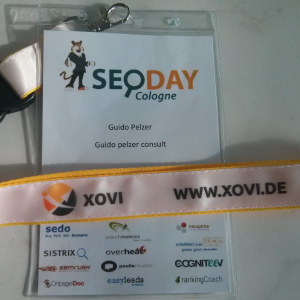 SEO-DAY 2015 Guido Pelzer Recap