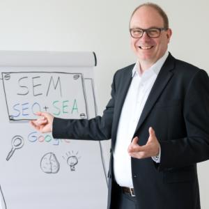Google Ads Seminarleiter - Guido Pelzer